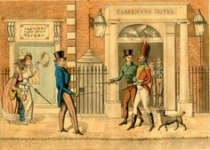 Cutting and Rumping: How to Snub in the True Regency Style, via Jane Austen's London