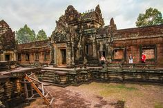 Steeped in History...... Banteay Samre Temple, Angkor, Cambodia