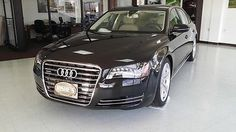 cool 2013 Audi A8 A8L 4.0L turbo awd Premium Package - For Sale