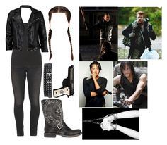 """""""Hailee (Story)"""" by andysgirlforever123 ❤ liked on Polyvore featuring Citizens of Humanity, Frye, maurices and VIPARO"""