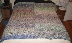 Knit Blanket Pattern Size 50 Needles : 1000+ images about CRAFTS - Size 50 Needles on Pinterest ...