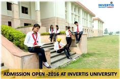 #AdmissionOpen2016 #JoinInvertis #BEInvertian #education  #EducationCannotWait  #educationforall