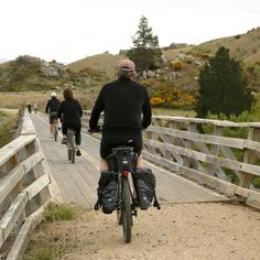 Bike Friday, Central Otago, South Island, Bicycles, Touring, New Zealand, Trail, Walking, The Incredibles