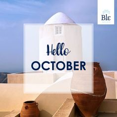 We welcome October keeping summer's carefree attitude in our hearts and smile. Hello October, Attitude, Hearts, Smile, News, Summer, Home Decor, Summer Time, Decoration Home