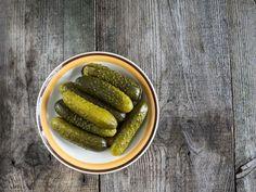 Tiny, Tart, and Terrific - How to Make Cornichon Pickles