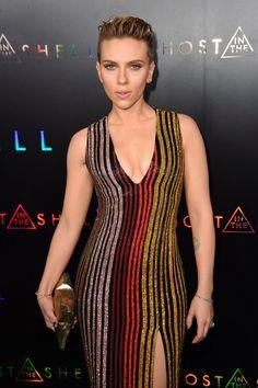 "Scarlett Johansson's Latest Appearance Will Make You Say, ""OK, Whoa"""
