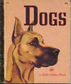 Dogs - Little Golden Book