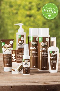 Hydrates. Restores. Soothes. (And the scent is amazing!) Learn all about the beauty benefits the coconut has to offer with the Yes To Coconuts collection.