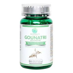 Gounatri is a ALL natural herbal based formula which specifically works for gout. These active ingredients work with your body for natural relief from gout symptoms such as uric acid flare-up joint pain, inflammation, stiffness. It optimizes health and well being by re-establishing balance and harmony within the body.