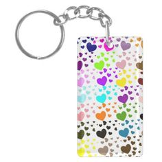 Shop for customizable Art keychains on Zazzle. Buy a metal, acrylic, or wrist style keychain, or get different shapes like round or rectangle! Key Chains, Keys, Hearts, Personalized Items, Key Fobs, Keychains, Key, Porte Clef