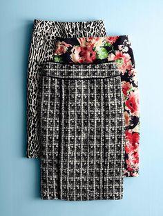 #1 Pencil skirts Talbots