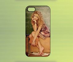 Taylor Swift Photo for iPhone 4/4S iPhone 5 Galaxy S2/S3/S4 & Z10 | WorldWideCase - Accessories on ArtFire