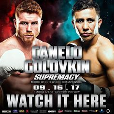 If you attended our first PPV event, you know how much fun it was to be able to watch a fight in the middle of the brewery, surrounded by the best thing in the world; craft beer! Let's do it again and join us for the fight of the year, Canelo vs GGG on September 16th. Fight starts at 5pm and space is limited. . We will again have 2 food vendors outside and multiple projectors to ensure everyone has a great viewing angle. . Tickets will be $15 (standing room only) but this time around we will…