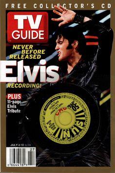 TV Guide Covers - Elvis Detective, Elvis Memorabilia, Celebrity Magazines, Elvis And Priscilla, Elvis Presley Photos, Star Pictures, Tv Ads, Vintage Tv, People Magazine