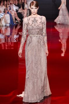 Elie Saab, Fall/Winter 2013-2014 Couture - HAUTE COUTURE