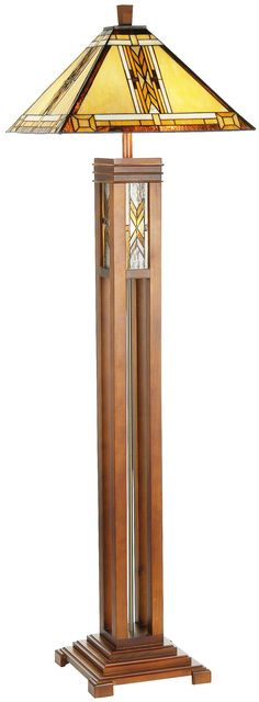 Walnut Mission Tiffany Style Night Light Floor Lamp = $400 @ http://www.lampsplus.com/products/walnut-mission-tiffany-style-night-light-floor-lamp__28662.html