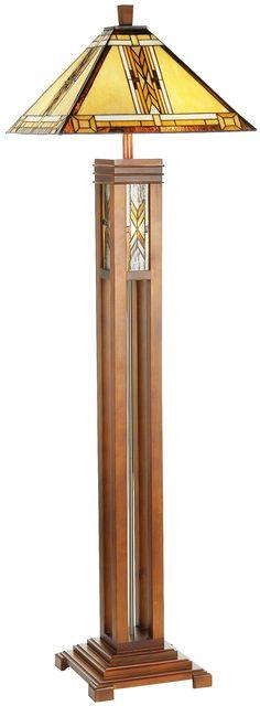 Walnut Mission Tiffany Style Night Light Floor Lamp = $400 @ http://www.lampsplus.com/products/walnut-mission-tiffany-style-night-light-floor-lamp__28662.html