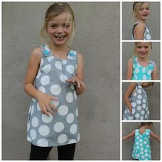 roly-poly pinafore by Emma of Hello Beautiful and fiskateers.com