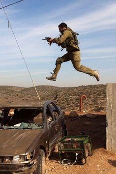 Israel – IDF in action