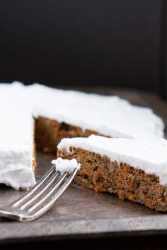Grain-free Carrot Cake | Healthful Pursuit