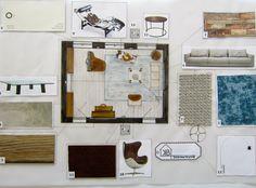 opdracht Interieurstyling: meubelplan bibliotheekkamer, Karin van Broekhuizen