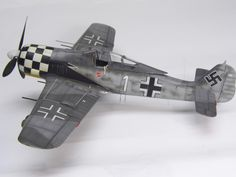"""Fw 190A-6 """"The Red Heart"""" By Alain Personeni"""