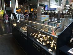 Gassan Schiphol Airport Amsterdam.