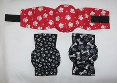 Belly Bands for your Male dog. Stop Marking. Belly Bands, Dog Stuff, Diy And Crafts, Two Piece Skirt Set, Puppies, Boutique, Pets, Awesome, Animals
