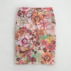 fresh pencil skirt.. And I own this! :)