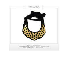 Zahuba necklace on Behance