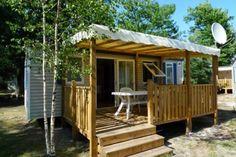 Camping 4 étoiles, Location de mobil-homes en dans les landes 40460 sanguinet (Landes)