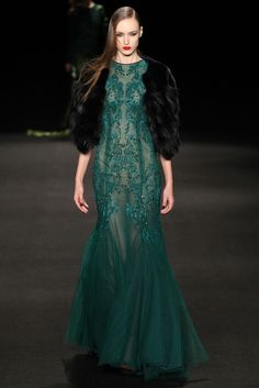 monique lhuillier - fall 2015 ready-to-wear