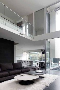 9 Excellent Tips AND Tricks: Minimalist Living Room Decor Ideas minimalist living room decor ideas.Minimalist Home Essentials Desks minimalist living room decor ideas. Modern Interior Design, Interior Architecture, Modern Interiors, Black Interiors, Residential Architecture, Luxury Interior, Landscape Architecture, Interior Detailing, Installation Architecture