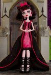 Monster High long dress & open front dress sewing pattern and directions.