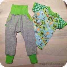 Mum 2 2 boys: Mangler den dreng snart mere tøj?