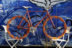 Unique bikes by Stefan Szczesny atour website.