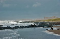 Stormy Saligo Bay, Isle of Islay