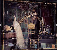 Aedes de Venustas perfumery shop window