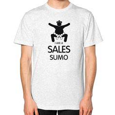 I'm a Sales Sumo (Black Icon)