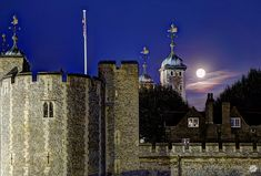 Supermoon Over The Tower of London | Flickr