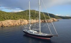M/S Kestrel, 32.40 m, built by Aganlar Yachts