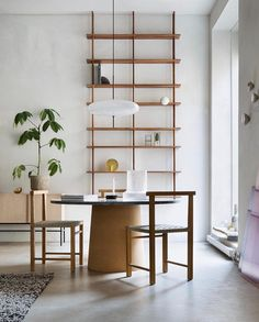 Bond shelving system by Image and location by fredinternational fogia bond shelving sweden authenticdesign Interiores Design, Home And Living, Living Rooms, Interior Styling, Interior And Exterior, Interior Architecture, Furniture Design, New Homes, House Design