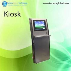 Placing #kiosks in strategic places with catchy #messages and offers can attract more #customers and build #greater #brand identity.#TucanaGlobalTechnology #Manufacturer #HongKong