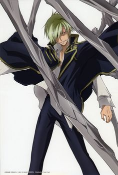 Tags: 07-ghost, Mikage (07-ghost), Official Art, Fujii Maki