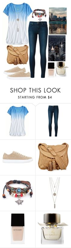 """""""Без названия #99"""" by ritsuko ❤ liked on Polyvore featuring American Eagle Outfitters, J Brand, Diemme, Vanessa Bruno, Alisa Michelle, Witchery and Burberry"""