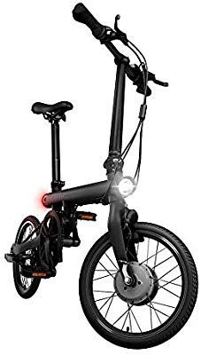 Gozhaac Folding Ebike With Pedals Power Assist And 18650 Lithium Ion Battery Electric Bike With 16 Inch Wheels And 250w Hub Motor Amazon Co Uk Sp Bicicletas