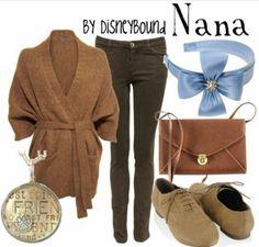 Nana disneybound