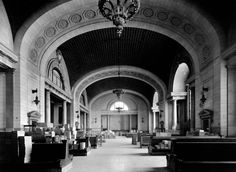 Michigan Central Station - Old photos — Historic Detroit