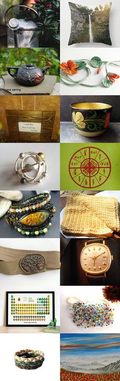 Elements by lisa bodiker on Etsy--Pinned+with+TreasuryPin.com
