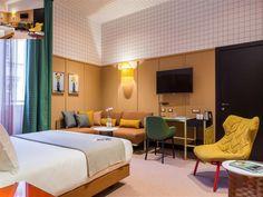 Room Mate Giulia Milan, Italy